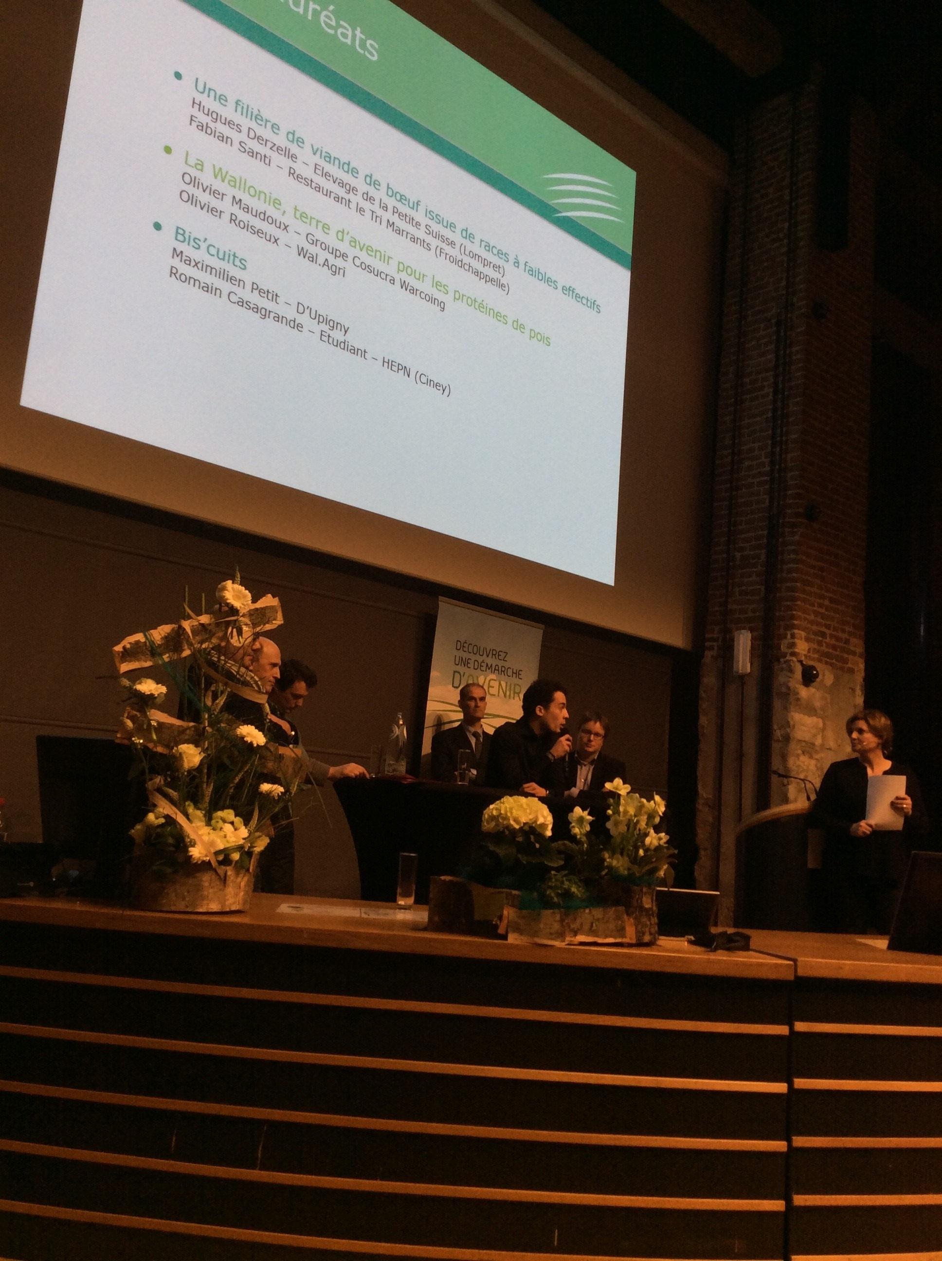 Les lauréats de l'appel à initiatives D'Avenir ont présentés leurs solutions collaboratives