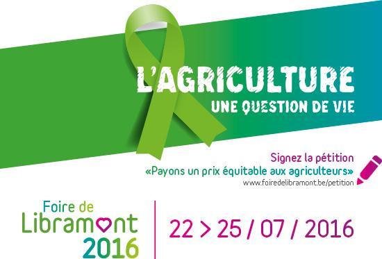 Foire Agricole de Libramont 2016